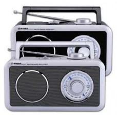 Радиоприемник FIRST FA-1905-BA аналоговый, моно