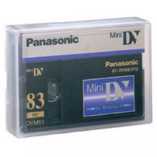 Кассета PANASONIC miniDV 83 Professional,