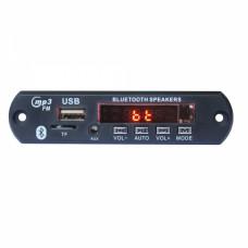 Модуль MP3 BT 66016E + пульт + шлейф