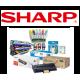 Sharp - Картриджи, тонеры