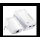 Сетевые адаптеры PowerLine (компьютерная сеть по электрической сети)