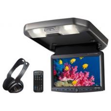 Авто монитор ALPINE PKG-850P потолочный 8.5 ' комплект с ИК наушниками