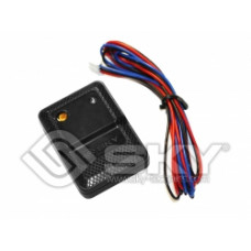 Авто датчик объема для сигнализации SKY MW-1L 1-зонный датчик объема mini