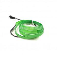 Авто провод светодиодный JAU-4023M60G Зеленый