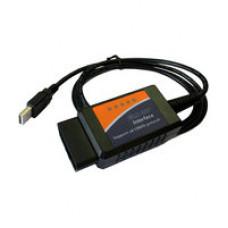 Авто бортовой компьютер QUANTOOM ELM327 USB