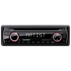 Автомагнитола BLAUPUNKT  MANCHESTER 110  MP3, Поддержка автомобильных усилителейВстроенный RDS с дополнительными функциямиЭквалайзер параметрический