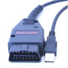 Диагностический сканер VAG Commander 1.4 OBD2 K+can USB