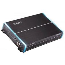 Авто усилитель 2х канальный TEAC TE-A150.2 2x150w 4ом, 2x240w 2ом, 1x450w, Bass Boost, торцевая подсветка!