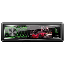 "Автомагнитола AVS-1310 R USB,SD/FM 3""/440/камера/пульт/4 ГБ-Карта в подарок MP3 подсветка красная"