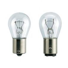 Галогеновая лампа W5W T10 12V  БЛИCТЕР 2 ШТ CL-W5W-12V 2B