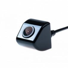 Камера заднего вида FarCar UC-13 черная Видео система  PAL/NTSC. Матрица  OmniVision. Минимальное освещение  0.2 LUX. Питание  12В.  Разрешение видеосигнала  420 ТВ линий; 628582 / 628512.  Угол обзора  170 градусов.