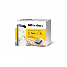 Поисковый навигационный маяк Pandora NAV-08 Программирование через BLUETOOTH с любого  телефона с операционной системой Android. 52х42х17мм
