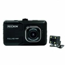 """Авто видеорегистратор RECXON QX-1 2 камеры. Cенсор: GC1042+PC7670. Процессор: JieLi5203. Угол обзора передней камеры: 140°. Дисплея: TFT 3.0""""."""