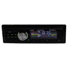 Автомагнитола Calcell CAR-425U 1 DIN. USB Бездисковые. Максимальная выходная мощность 4 x 35 Вт.  AM/FM радиоприемник 18 станций