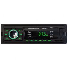 Автомагнитола AurA AMH-120G 4х36w, USB/SD/FM/AUX, 1RCA, зеленая подсветка
