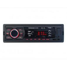 Автомагнитола AurA AMH-120R 4х36w, USB/SD/FM/AUX, 1RCA, красная подсветка