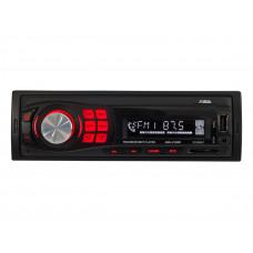 Автомагнитола AurA AMH-210WR 4х51w, USB/SD/FM/AUX, 2 RCA, iD3-TAG, красная подсветка