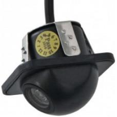 Камера заднего вида swat VDC-414 откл разметка 01-1,5 LUX /-30...+70 ,с помощью которой она может быть закреплена в любом удобном для вас месте в задней части автомобиля. Intro