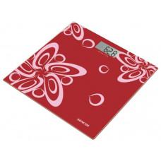 Весы SBS 2507RD красный