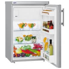 Холодильник LIEBHERR Tsl 1414 ШxГxВ - 50.1x62x85 см, 122 л., серебристый,с морозильной камерой, A+ 177 кВтч/год
