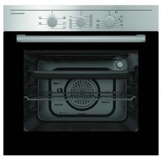 Духовка SCHAUB LORENZ SLB EE6610 электрическая нержавеющий/черный