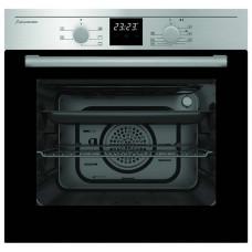 Духовка SCHAUB LORENZ SLB EE6620  электрическая нержавеющий/черный