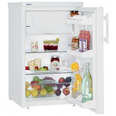 Холодильник LIEBHERR T 1404 ШxГxВ 50.1x62x85 см, белый, капельный, объем 122 л, мороз. камера сверху