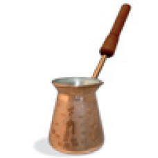 Кофеварка АРАБИКА А-420 0,42л медная серия