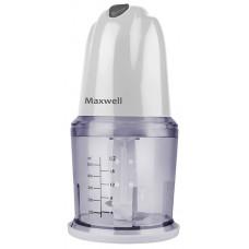 Измельчитель MAXWELL MW 1403 300Вт., 500мл,прорезиненное основание крышка,2 лезвия