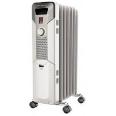 Обогреватель POLARIS PRE W 0715 Макс мощность1500 Вт, 7 секций, 3 режима нагрева, рег.термостат, защита от перегрева