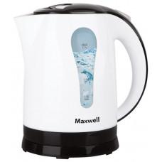 Электрочайник MAXWELL MW 1079 2200Вт, 1,7 литров, пластиковый корпус , фильтр
