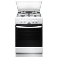Плита HANSA FCGW 51054  газовая. Газовая духовка , Ящик для посуды , Размер ВхШхГ 85х50х60 | 12 Месяцев