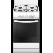 Плита HANSA FCGW 51041 газовая. Газовая духовка , Ящик для посуды , Размер ВхШхГ 85х50х60 | 12 Месяцев