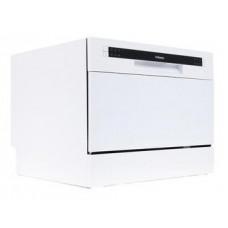Посудомоечная машина HANSA ZWM 536 SH Загрузка 6 комплектов , 5 программ мойки , I 12 Месяцев
