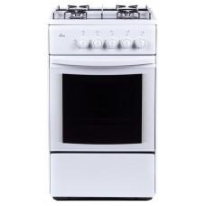 Плита FLAMA RG 24026 W Газовая духовка,Газ-контроль полный , Размер ВхШхГ 85х50х55 см |12 месяца газовая