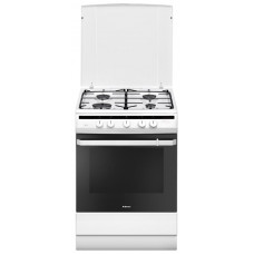Плита HANSA FCGW 61000 Газовая духовка ,Ящик для посуды , Размер  ВхШхГ 85х60х60см   газовая