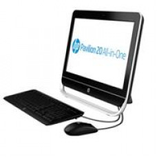 Моноблок HP Pav 20-r000ur AiO,19,5  - AMD E1-6015/2G/500GB/DVD-RW/WiFi/KB+ Mouse/Win8.1 M9L00EA
