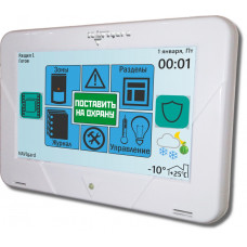 NV 8500 Универсальная TouchScreen клавиатура на 64 зоны
