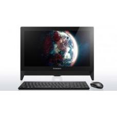 "Моноблок 19,5"" LENOVO IDEACENTRE C20-00 BLACK тачскрин/FHD 1920x1080/ N3050 1.6-2.16 ГГц, 2М INTEL® Celeron® Dual-core/ Интегрированная/ 2GB DDR3 1600 SODIMM/ HDD 500GB 7200 rpm 3.5"" SATA 3/ без привода/ / веб-камера 720p/ Черная проводная USB/"