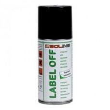 Cпрей-очиститель LABEL-OFF Solins для удаления наклеек 200мл