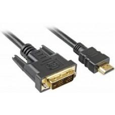 Кабель HDMI - HDMI вилка - вилка 7 м.v 2.0 Telecom