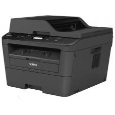 МФУ лазерное монохромное BROTHER DCP-L2540DNR , принтер/сканер/копир, скорость печати 30 стр/мин, разрешение 2400x600 dpi, автоподатчик оригиналов двусторонний на 35 листов,  автоматический дуплекс, подача: 251 лист, вывод: 100 лист., память: 32 Мб,
