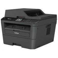 МФУ лазерное монохромное BROTHER MFC-L2720DWR принтер/сканер/копир/факс, скорость печати 30 стр/мин, разрешение 2400x600 dpi, автоматический дуплекс, автоподатчик односторонний на 35 листов, подача: 251 лист, вывод: 100 лист., память: 64 Мб, подключе