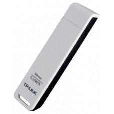 Cетевой адаптер WiFi - USB TP-LINK TL-WN821N  Wireless N USB Adapter, Atheros, 2T2R, 2.4Ghz, 802.11n/g/b
