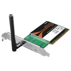 Cетевая карта WiFi - PCI D-LINK DWA-525 802.11g, 2.4ГГц, 108Mbps, Wireless LAN PCI Adapter