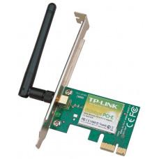 Cетевая карта WiFi - PCI-Express 1 TP-LINK TL-WN781ND Wireless N PCI-Express
