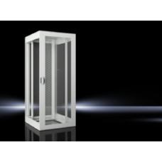 Шкаф ТЕ 7000 7000885 без боковых стенок 600х2000х1000 мм