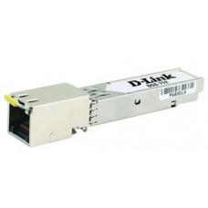 Оптический модуль D-LINK DGS-712, 1 порт 1000Base-T RJ-45