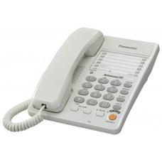 Проводной телефон PANASONIC KX-TS2363RU WHITE