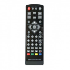 ПДУ к тюнеру DVB Т2+ 3 универсальный